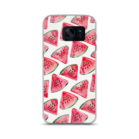 Watermelon Slices • Samsung Case