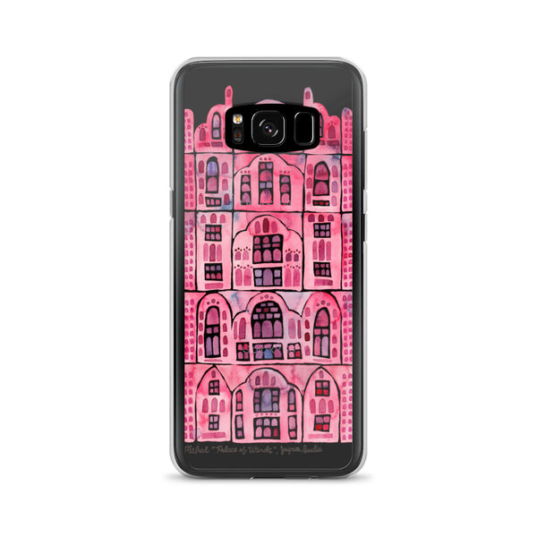 Hawa Mahal – Pink Palace of Jaipur, India • Samsung Case