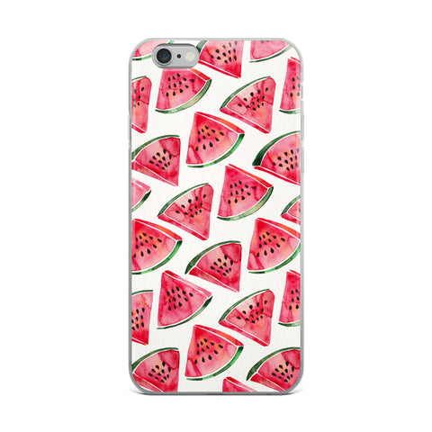 Watermelon Slices • iPhone Case