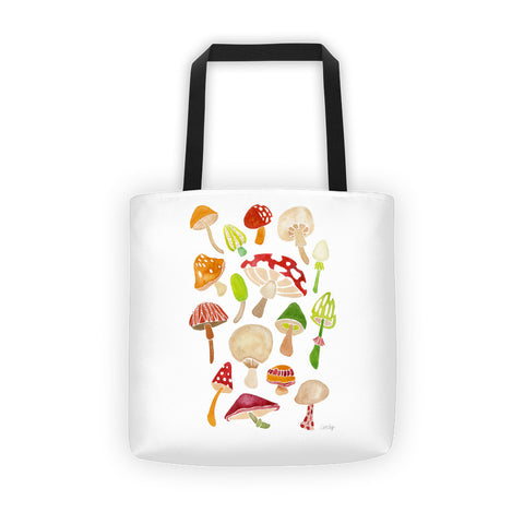 Mushroom Collection  •  Tote Bag