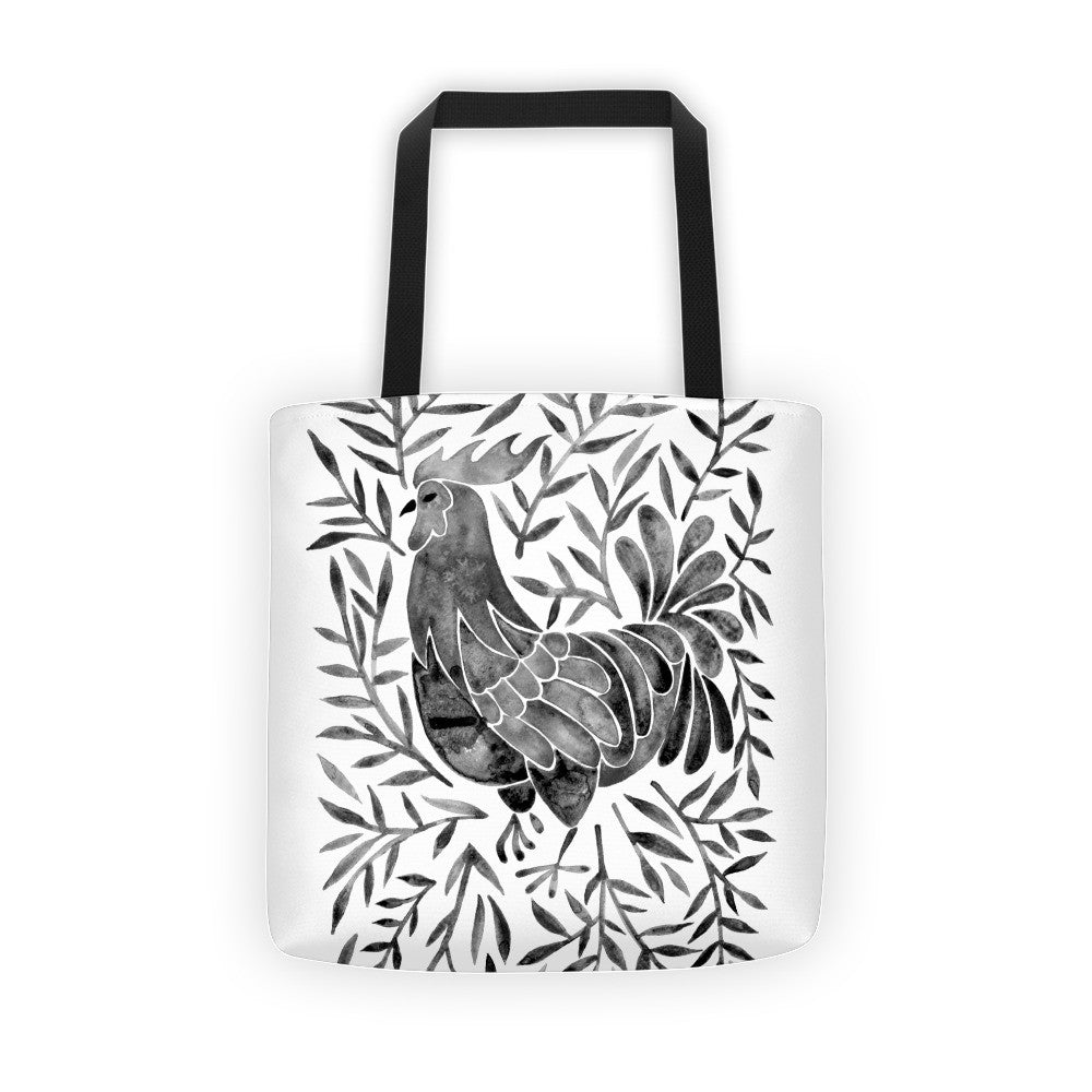 Le Coq – Black Palette • Tote Bag