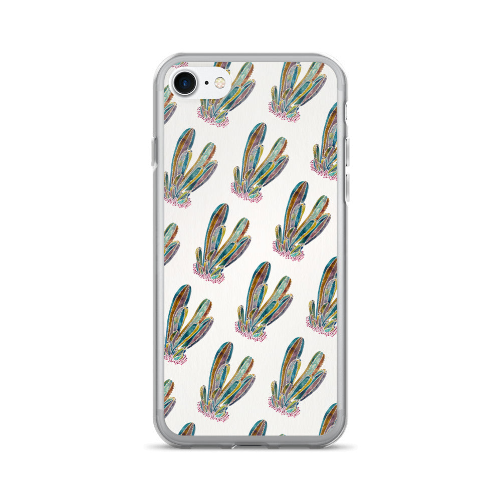 Cactus Cluster – Vintage Palette • iPhone 7/7 Plus Case