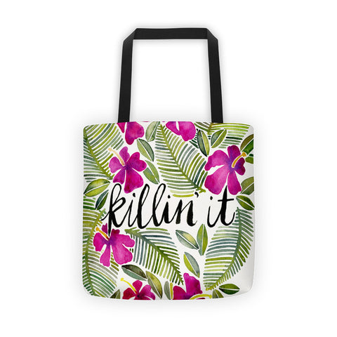 Killin' It – Magenta Palette  •  Tote Bag