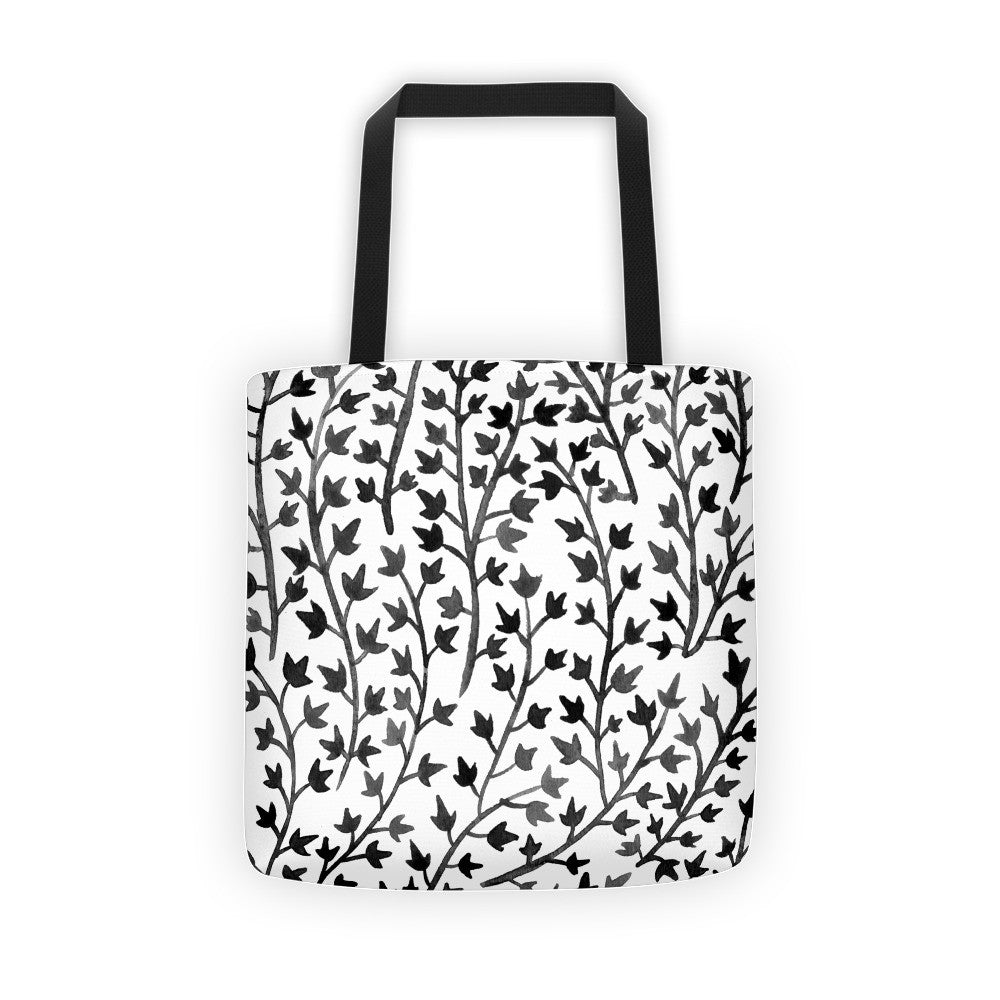 Ivy – Black Palette • Tote Bag