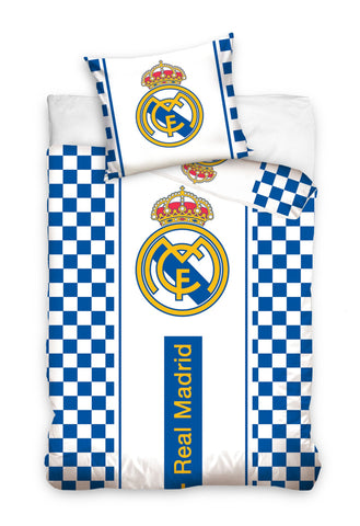 Official Bedding Set - Real Madrid - Amazing Curtains