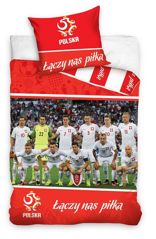 Official Bedding Set - Polish Team 171017 - Amazing Curtains