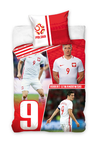 Official Bedding Set 140x200cm - Lewandowski