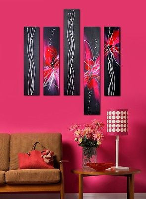 Marvelous Abstract Picture Panels - Amazing Curtains