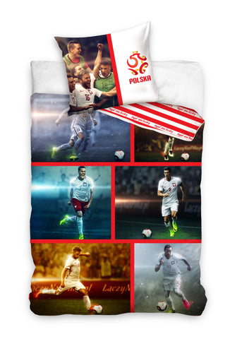 Official Bedding Set - Polish Team