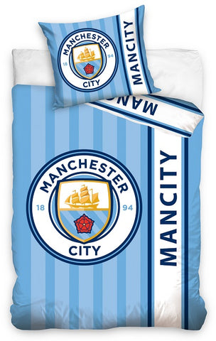 Official Bedding Set - Manchester City - Amazing Curtains