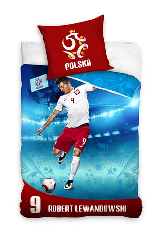 Official Bedding Set - Lewandowski #6 - Amazing Curtains
