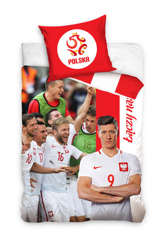 Official Bedding Set - Polish Team 173041 - Amazing Curtains