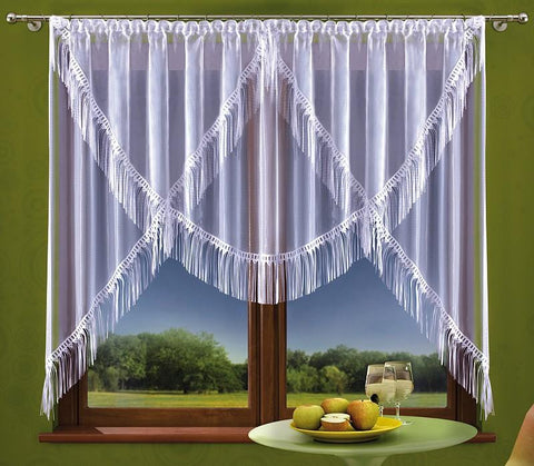 "Amazing Jardiniere Net Curtain ""Agnieszka"" - Amazing Curtains"