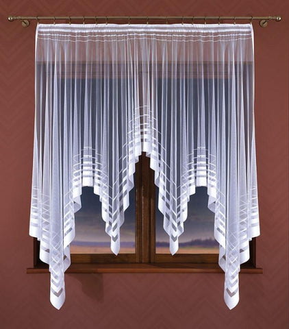 "Jardiniere Net Curtain ""Anelma"" - Amazing Curtains"
