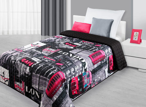 Modern Bedspread London - AmazingCurtains