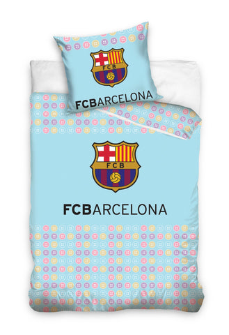 Toddler Duvet Cover 100 x 135cm - Barcelona #2 - Amazing Curtains