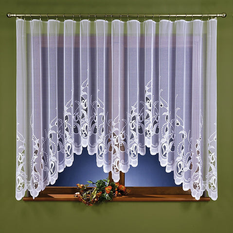 Jardiniere Net Curtain - Amazing Curtains
