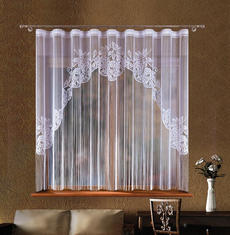"Amazing Jardiniere Net Curtain ""Kaja"" - Amazing Curtains"