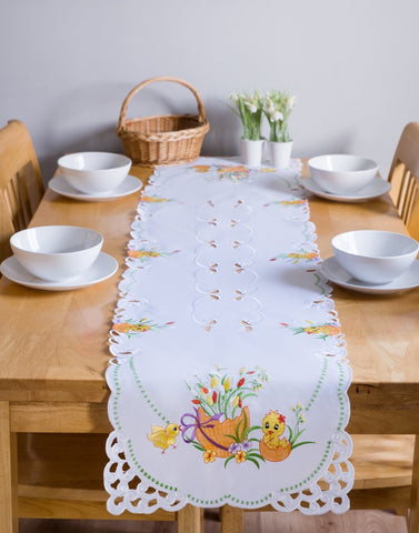Easter Table Runner - 40 x 160cm