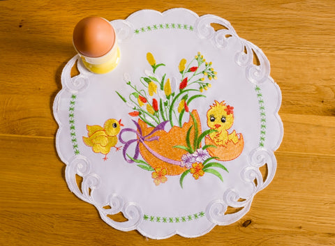 Easter Placemats - 30, 40cm Chicks
