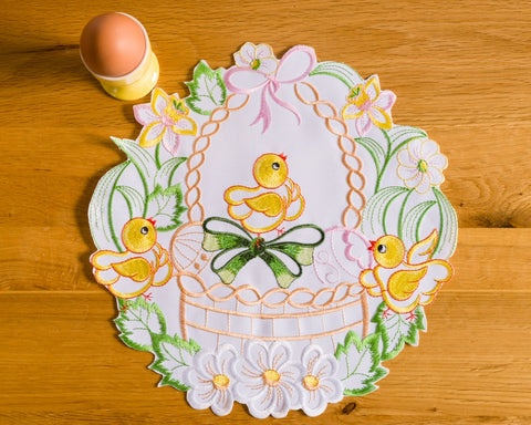 Easter Placemats - 30, 40cm Easter Chicks