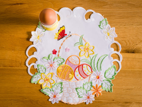 Easter Placemats - 30, 40cm Easter Eggs