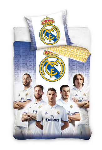 Official Bedding Set - Real Madrid Team