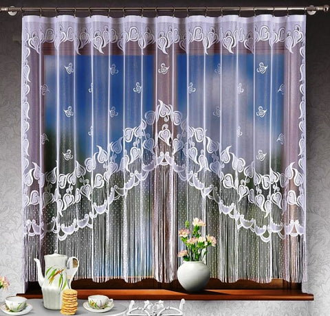 "Amazing Jardiniere Net Curtain ""Vivian"" - Amazing Curtains"