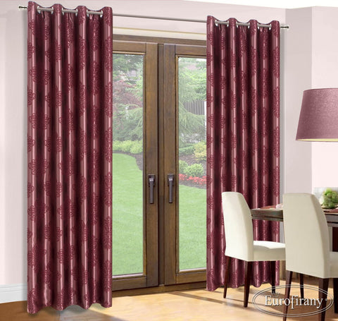 Blackout Curtains Purple 140x 250cm - Amazing Curtains
