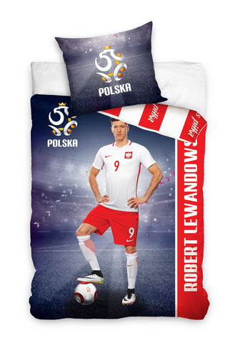New Official Bedding Set - Lewandowski - Amazing Curtains