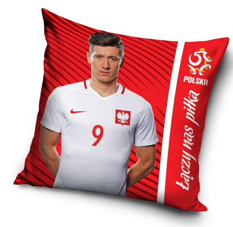 Cushion Cover - Robert Lewandowski - Amazing Curtains