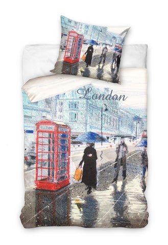 Bedding Set - London - Amazing Curtains