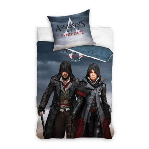 Assassin's Creed Syndicate Duvet Set - 100% Cotton - Amazing Curtains