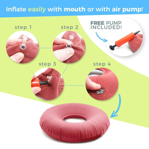 Penkwin® Inflatable Orthopaedic Ring Cushion