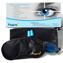 Load image into Gallery viewer, Penkwin® 4 Piece Blepharitis Eye Mask Kit