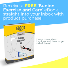 Penkwin | Complete 5 piece Bunion Corrector Kit with eBook