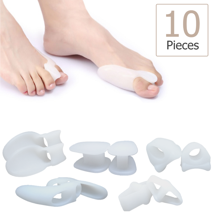Penkwin® 10 piece Bunion Spacer Kit