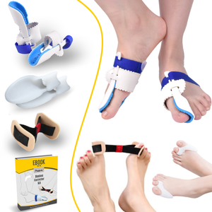 Penkwin® 5 piece Bunion Corrector Kit