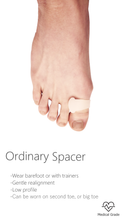 Load image into Gallery viewer, Penkwin® 10 piece Bunion Spacer Kit