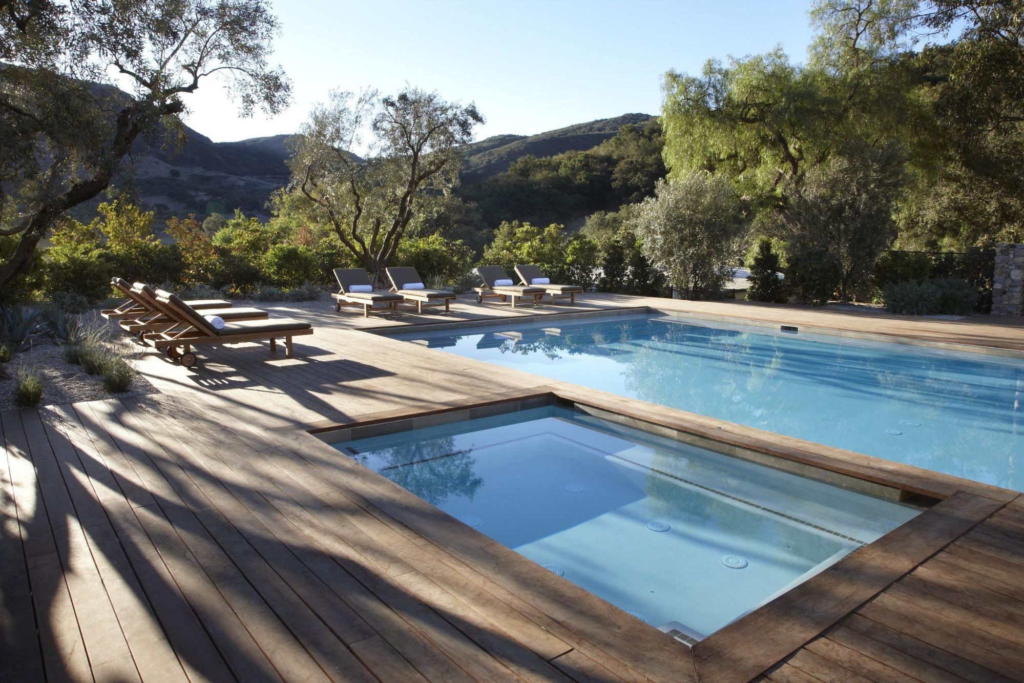 top wellness retreats in the usa - ranch malibu