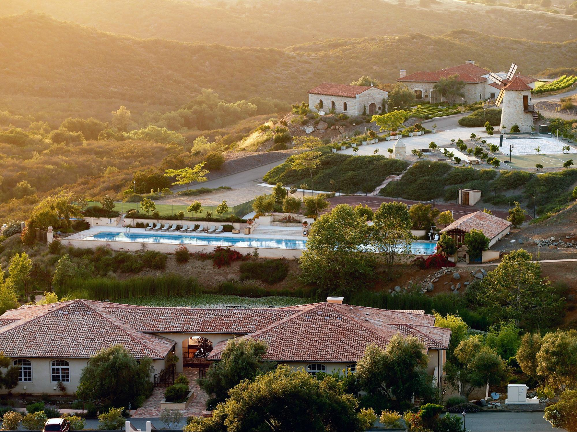 top wellness retreats in the usa - cal a vie