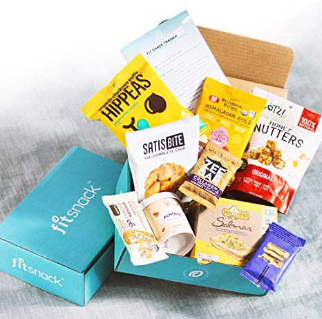 fit snack box travel
