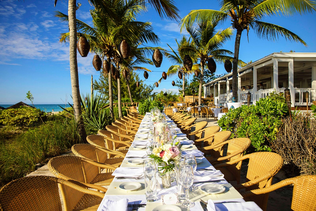 Best restaurants in Turks and Caicos