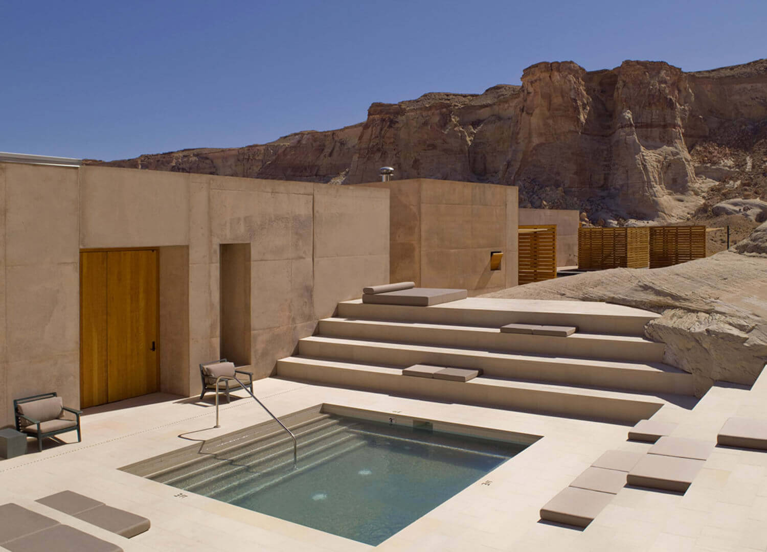 top wellness retreats in the usa - amangiri