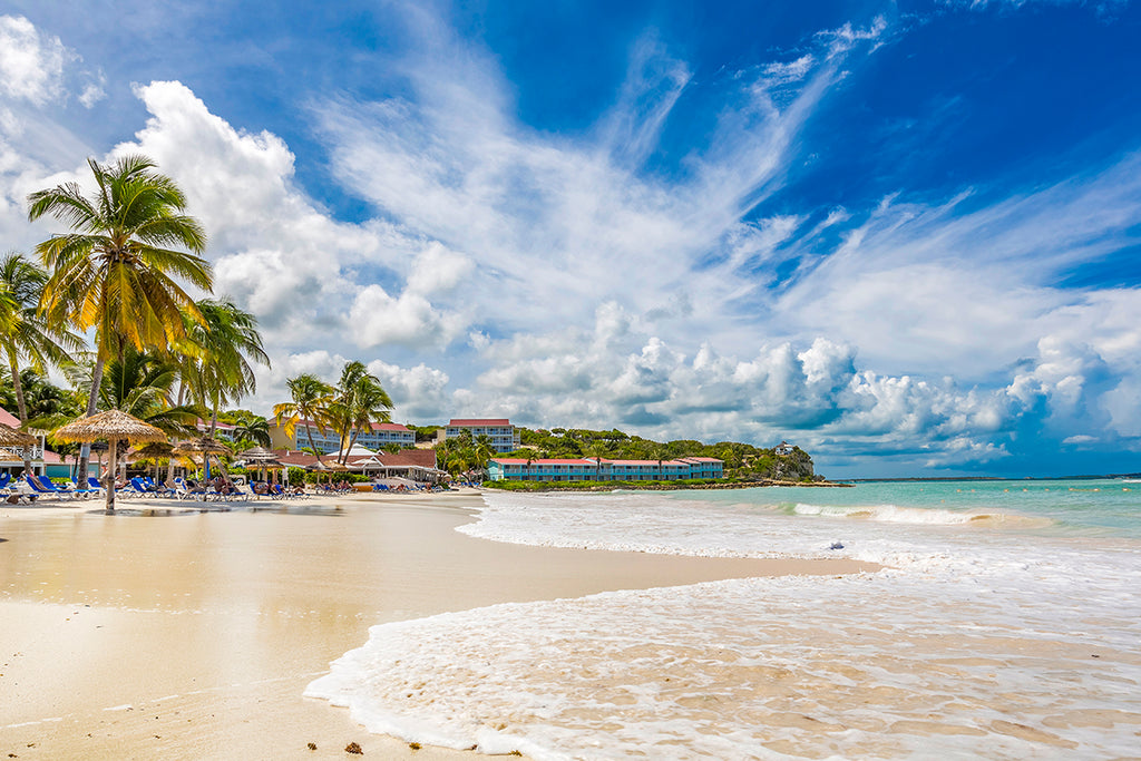 where to stay in Antigua and Barbuda