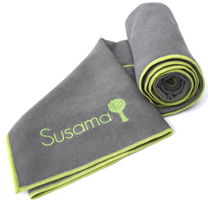 Susama™ World's Best Yoga Towel - Sale Price & FREE PRIORITY SHIPPPING!