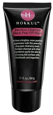 Black Peel Off Mask with Bamboo Charcoal (Bundled). FREE SHIPPING!