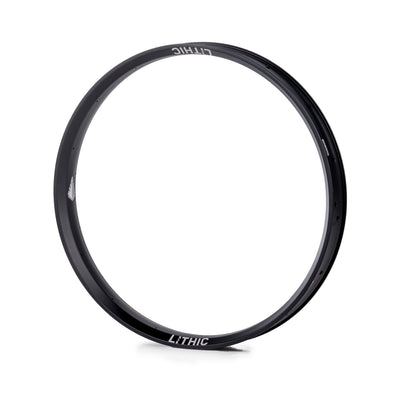 Lithic Carbon Fat Rims black