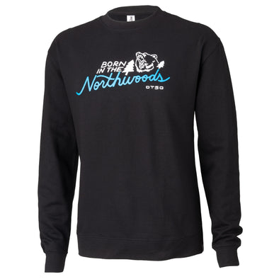 Otso Born in the Northwoods Crewneck Sweatshirt