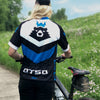 Otso Riding Jersey back Lifestyle women